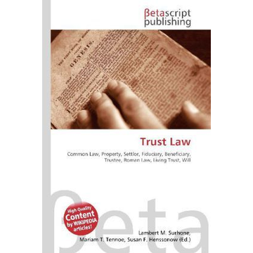 Betascript Publishing Trust Law