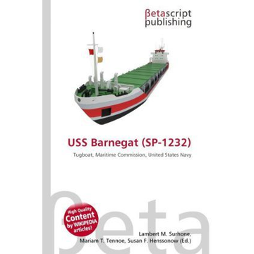 Betascript Publishing USS Barnegat (SP-1232)