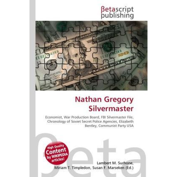 Betascript Publishing Nathan Gregory Silvermaster