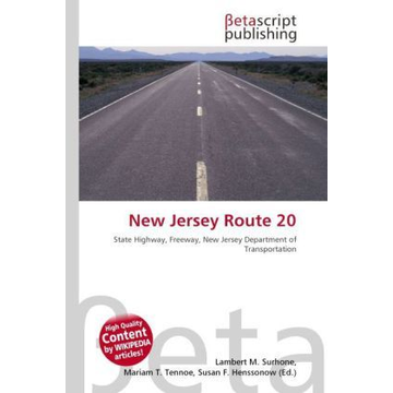 Betascript Publishing New Jersey Route 20