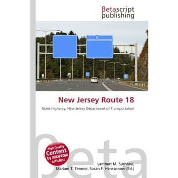 Betascript Publishing New Jersey Route 18