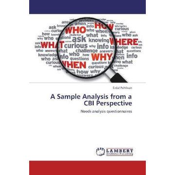 Pehlivan, Erdal A Sample Analysis from a CBI Perspective - Needs analysis questionnaires