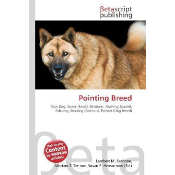 Betascript Publishing Pointing Breed