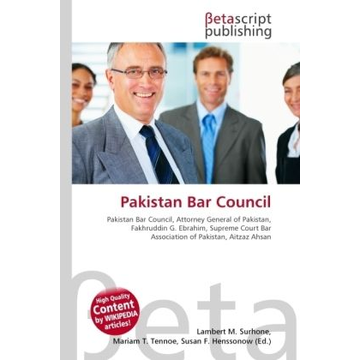 Betascript Publishing Pakistan Bar Council