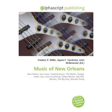 Alphascript Publishing Music of New Orleans
