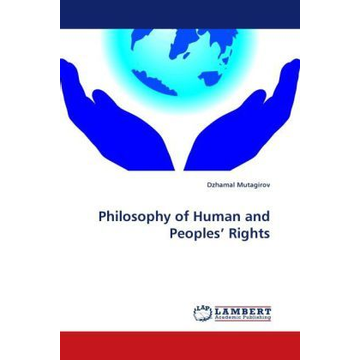 Mutagirov, Dzhamal Philosophy of Human and Peoples' Rights