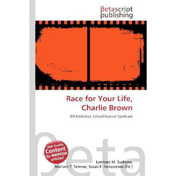Betascript Publishing Race for Your Life, Charlie Brown
