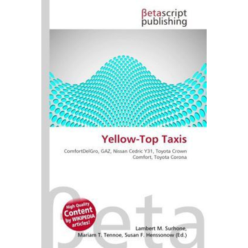 Betascript Publishing Yellow-Top Taxis