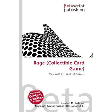 Betascript Publishing Rage (Collectible Card Game)