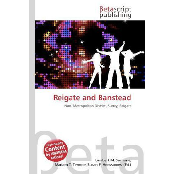 Betascript Publishing Reigate and Banstead