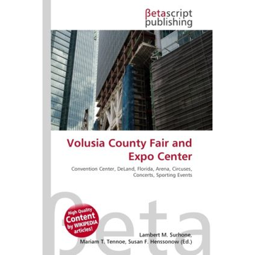Betascript Publishing Volusia County Fair and Expo Center
