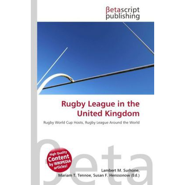 Betascript Publishing Rugby League in the United Kingdom