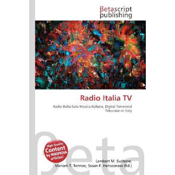Betascript Publishing Radio Italia TV