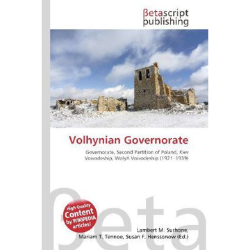 Betascript Publishing Volhynian Governorate