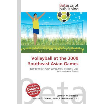 Betascript Publishing Volleyball at the 2009 Southeast Asian Games
