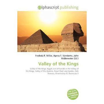 Alphascript Publishing Valley of the Kings