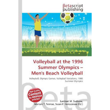 Betascript Publishing Volleyball at the 1996 Summer Olympics - Men's Beach Volleyball