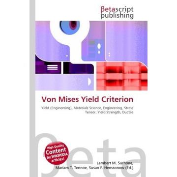 Betascript Publishing Von Mises Yield Criterion