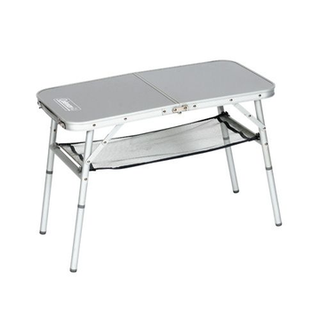 Coleman Mini Camp Table Camping-Tisch Silber