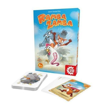 Game Factory - Rambazamba