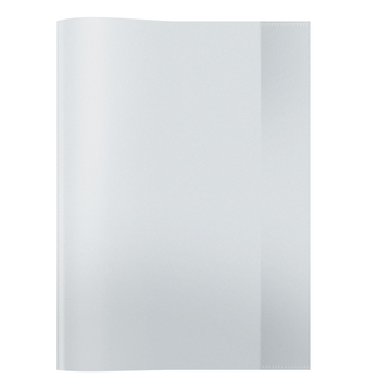 HERMA Exercise book cover PP A4 transparent/colourless