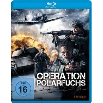 Richard Holm Alive AG Operation Polarfuchs Blu-ray German, Swedish