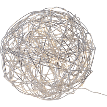 Star Trading Star Trading 802-75-CH decoration lighting Silver 50 lamp(s) LED 3.6 W