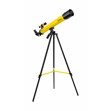 National Geographic National Geographic BR-9101001 telescope Reflector 100x Black, Yellow