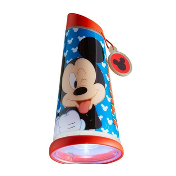 Worlds Apart GoGlow Mickey Mouse Tilt Torch