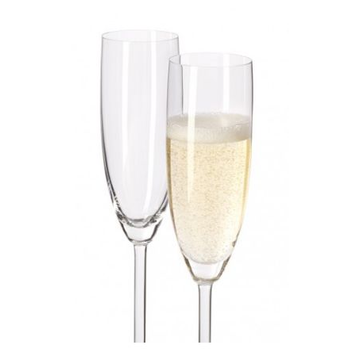 Leonardo LEONARDO Daily 6 pc(s) 200 ml Glass Champagne flute