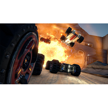 GAME Grip, Combat Racing, 1 PS4-Blu-ray Disc - Für PlayStation 4