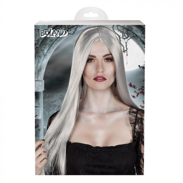 Fasnacht Boland Wig Bewitched Grey