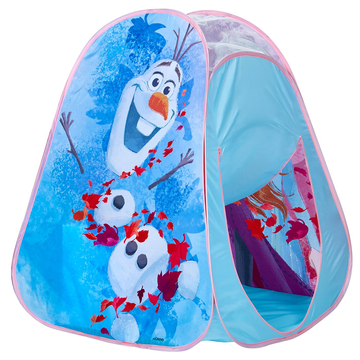 moose Worlds Apart Frozen 4 sided Pop Up Play Tent