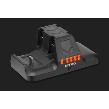 Nitho NSW-CHPR-K gaming controller accessory Charging stand