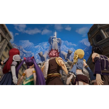 GAME FAIRY TAIL (Nintendo Switch)