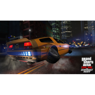 Sony Grand Theft Auto V: Premium Edition, PS4 Englisch PlayStation 4