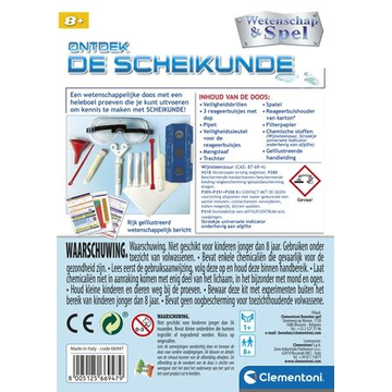 Clementoni 66947 children science kit/toy