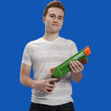 SUPER SOAKER FORTNIT HASBRO - NERF Super Soaker Fortnite Pump-SG