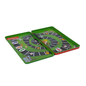 The Purple Cow To Go - Car Race Adults & Children Race board game