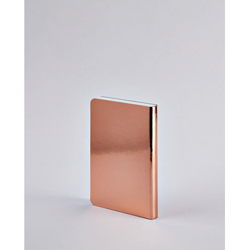 nuuna nuuna Shiny Starlet S writing notebook A6 176 sheets Copper
