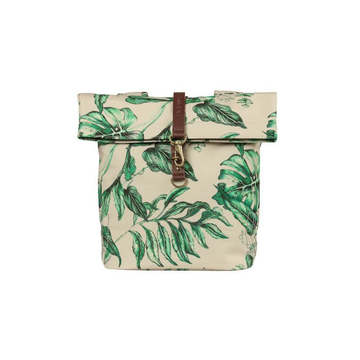 Basil Basil Ever-Green Rear Bicycle bag 28 L Polyester Beige, Green