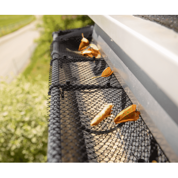 Windhager Windhager 07125 Gutter guard