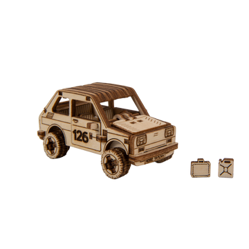 WOODEN.CITY WOODEN.CITY RALLY CAR 3 3D puzzle