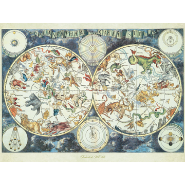 RAVENSBURGER Ravensburger Map of the World