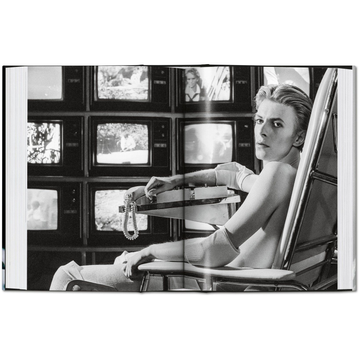 TASCHEN David Bowie. The Man Who Fell to Earth
