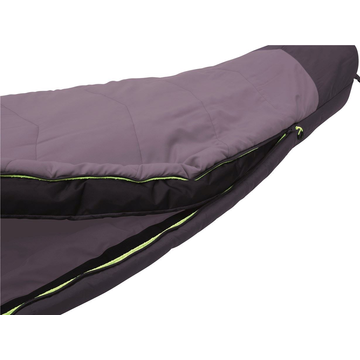 Outwell Outwell Convertible Junior Mummy sleeping bag Polyester Purple