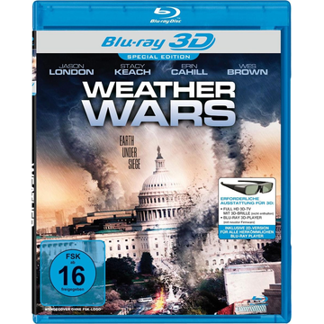 Todor Chapkanov Weather Wars (Real 3d)