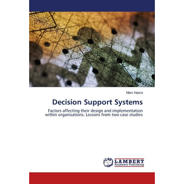 Naura, Marc Decision Support Systems
