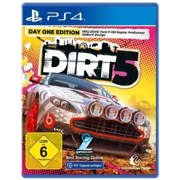 DIRT 5 - Day One Edition (PlayStation PS4)
