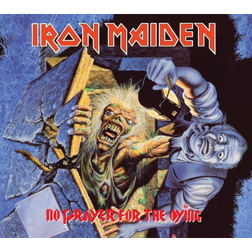 Iron Maiden No Prayer For The Dying (2015 Remaster)